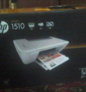 Принтер- сканер hp deskjet 1510
