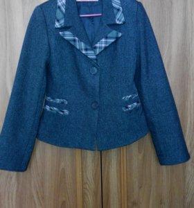 Школьный пиджак, сарафан, юбка