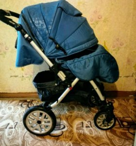 Детская коляска б/у Jetem Castle s-803 w