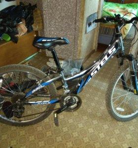Велосипед-скростной