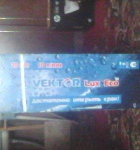 """Газовый проточный водонагреватель """"Vektor"""""""