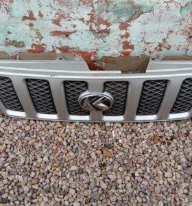 Решетка радиатора Тойота клюгер