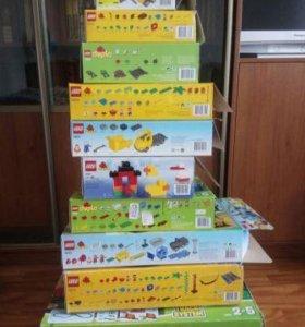 От 500 руб Lego Duplo в коробках
