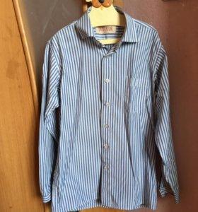 Рубашка школьная 140-146