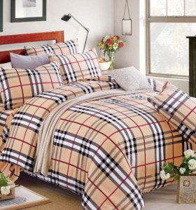 Комплект постельного белья из САТИНА