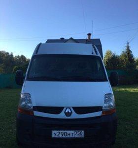 Renault Master 2009   2.5
