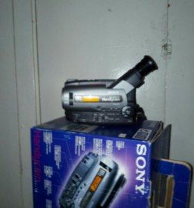 Видеокамера касетная Сонник, сдокументами всё есть