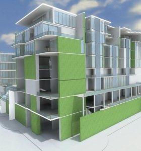 Визуализация домов и котеджей