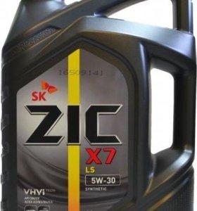 Масло моторное zic x7 5w-30