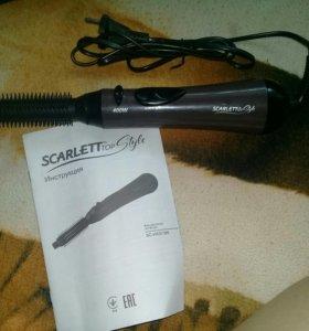 Фен-щетка Scarlett SC-HAS7399 коричневый