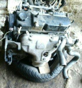 Двигатель Mitsubishi Lancer 9 1,6 МТ