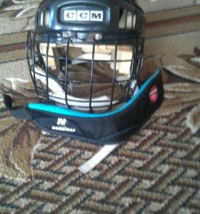 Б/у хоккейная форма.
