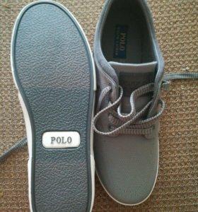 Обувь ralph lauren