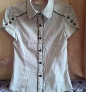 3 Блузы на рост 122