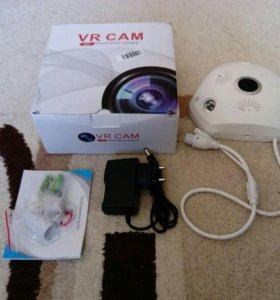 Wifi-LAN камера, 360градусов, панорама