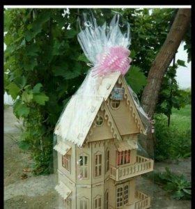 Чудо дом из дерева