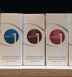 Гель лак entity one color couture