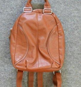 Сумка-рюкзак.