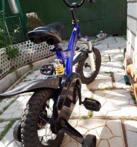 Велосипед на 3-5 лет
