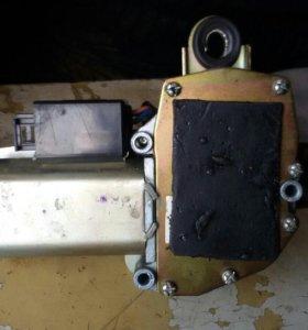 Мотор заднего стекла
