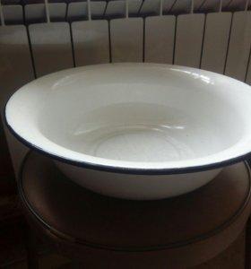 Посуда эмалированая
