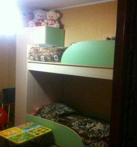 Детская мебель/двухярусная кровать
