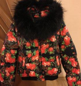 Куртка, зима. 44р.