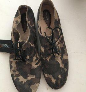 Ботинки Tomas Münz