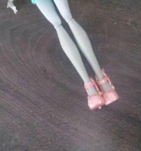 Туфли для кукол монстр хай