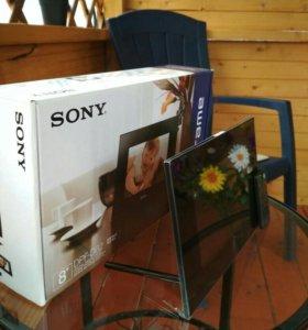 Фоторамка цифровая SONY
