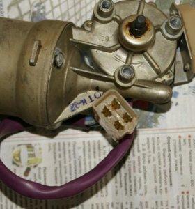 Мотор - редуктор стекло очистителя ваз 2101-07