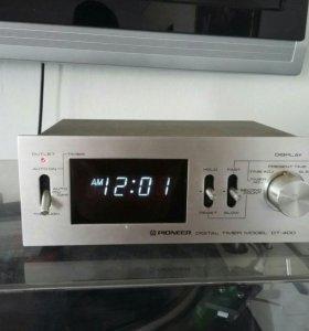 Pioneer DT-400 аудиотаймер