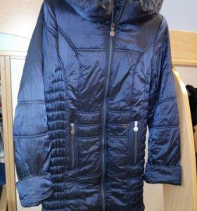 Куртка для беременных(в подарок теплое платье)