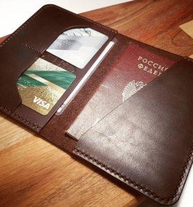 Обложка для паспорта и документов