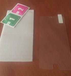 Защитное бронестекло iPhone 6/6s