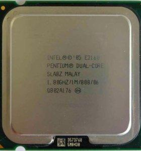 Intel 05 E2160 PENTIUM DUAL-CORE SLA8Z MALAY