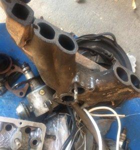 Двигатель на УАЗ 100 л с.