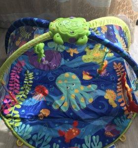 Развивающий коврик fisher price