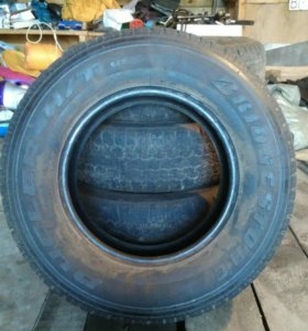 Шины R16 Bridgestone состояние хорошее.