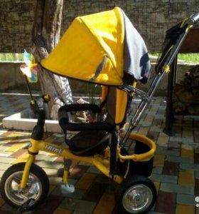 Детский велосипед trike