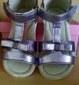 Туфли детские 23 размер