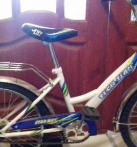 Велосипед детский 6-8 лет