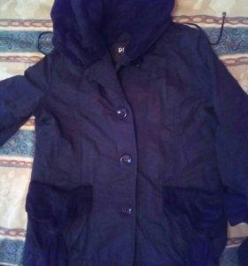 Куртка демисезонная р.52-54