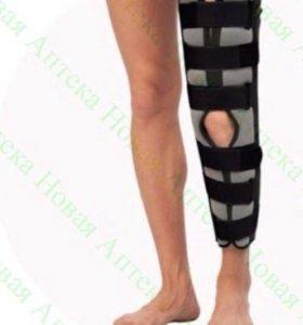 Тутор, ортез, корсет на коленный сустав