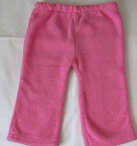 штаны флисовые