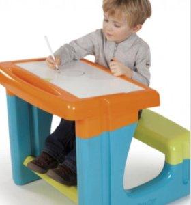 Детский стол/парта Smoby