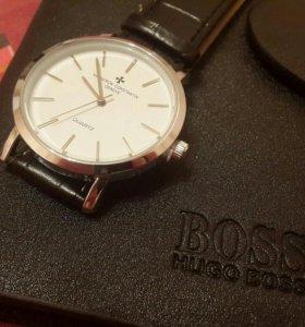 Мужские часы и портмоне