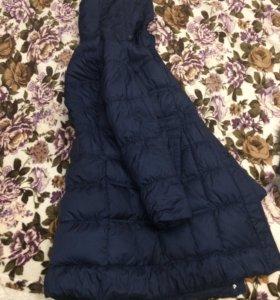 Зимняя куртка для девушек