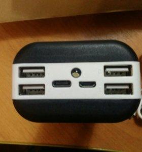 Зарядное устройство для устройств 40000мА