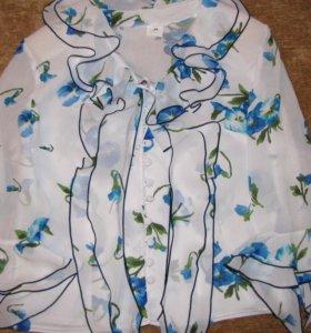 очень красивая польская блузка / 48-50